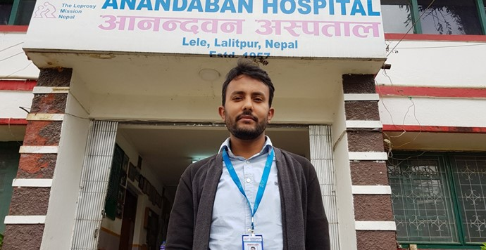 Interview with Dr Suwash from Nepal